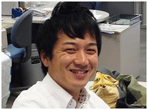 2005年入社:営業部(男性)